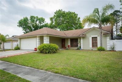 Single Family Home For Sale: 11016 Wingate Drive