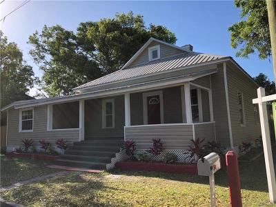 Single Family Home For Sale: 907 W McLendon Street