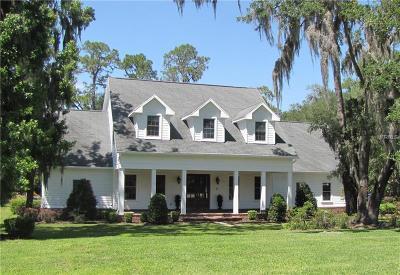 Dover Single Family Home For Sale: 13206 Creek Crossing Lane