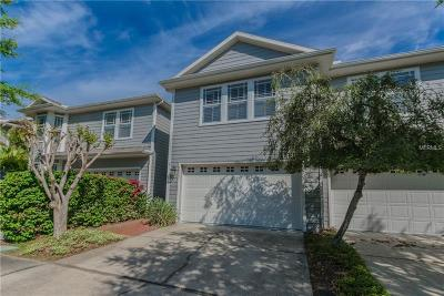 Tampa Townhouse For Sale: 2873 Bayshore Trails Drive