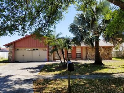 Tampa Single Family Home For Sale: 6713 Leeward Isle Way