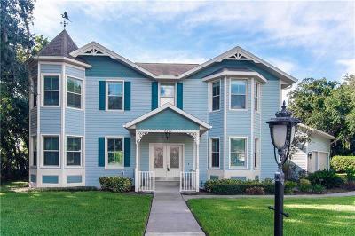 Single Family Home For Sale: 8802 Cross Landing Lane