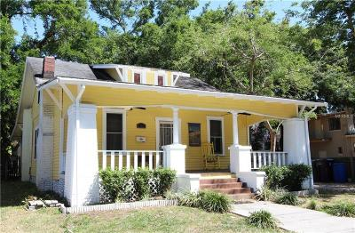 Single Family Home For Sale: 2705 N Morgan Street
