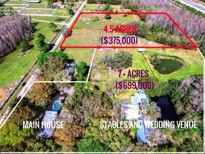 Residential Lots & Land For Sale: 17101 Tobacco Road
