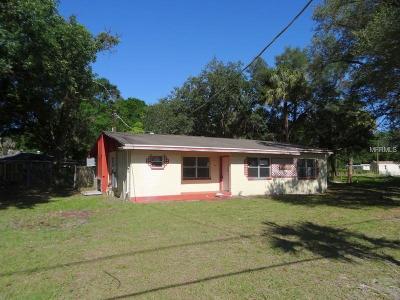 Gibsonton Single Family Home For Sale: 9809 Ethel Street