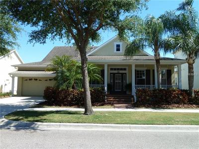 Apollo Beach Single Family Home For Sale: 528 Islebay Drive
