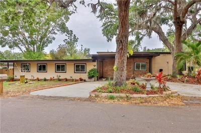 Largo Single Family Home For Sale: 14321 Josephine Road