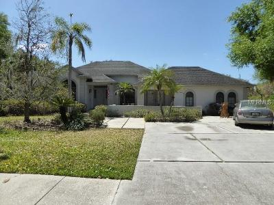 Hernando County, Hillsborough County, Pasco County, Pinellas County Single Family Home For Sale: 15304 Vincent Court