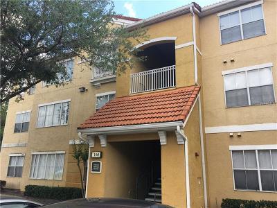 Tampa Condo For Sale: 18001 Richmond Place Drive #121