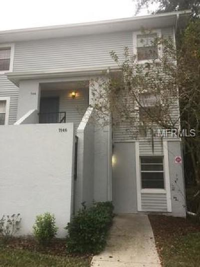 Tampa Condo For Sale: 7146 Waterside Street #7146