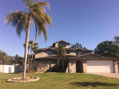 Pasco County Single Family Home For Sale: 1910 Gulfview Drive