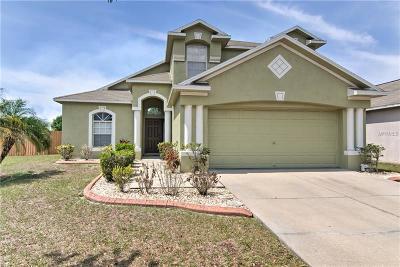 Gibsonton Single Family Home For Sale: 12502 Lake Vista Drive