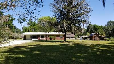 Valrico Single Family Home For Sale: 2108 Crosby Road
