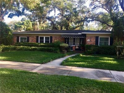 Hernando County, Hillsborough County, Pasco County, Pinellas County Single Family Home For Sale: 4532 W Beachway Drive