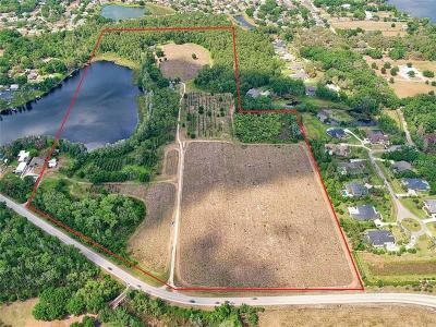 Hillsborough County Residential Lots & Land For Sale: 19201 Gunn Highway