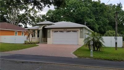 Tampa Single Family Home For Sale: 8421 A N Manhattan Avenue