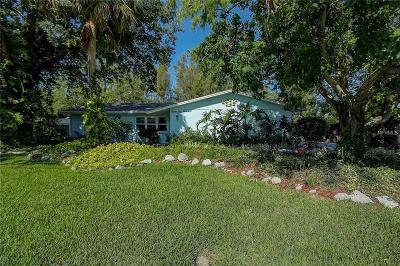 St Petersburg FL Single Family Home For Sale: $700,000