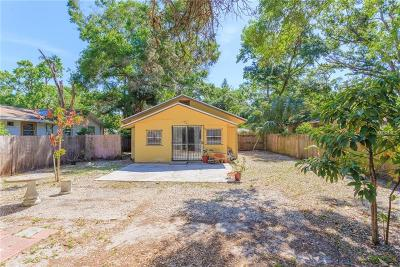 Tampa Single Family Home For Sale: 8004 N 14th Street