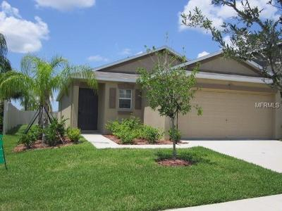 Wimauma Single Family Home For Sale: 4904 Reflecting Pond Circle