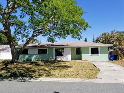 St Petersburg Single Family Home For Sale: 7145 17th Street N