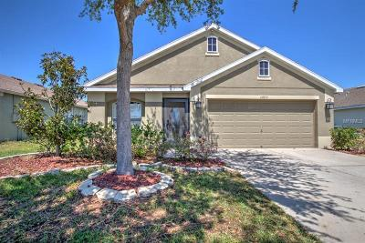 Wimauma Single Family Home For Sale: 10872 Standing Stone Drive