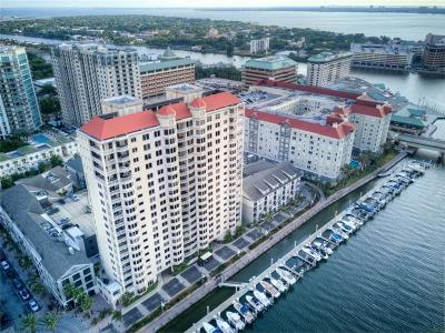 Condo For Sale: 371 Channelside Walk Way #1902