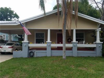 Tampa Single Family Home For Sale: 3315 W San Juan Street