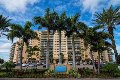 Clearwater, Clearwater Beach Condo For Sale: 880 Mandalay Avenue #S213