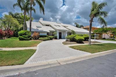 Tampa Single Family Home For Sale: 9821 Bay Island Drive