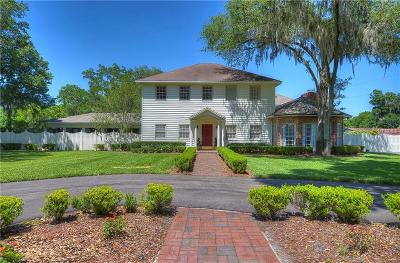 Hillsborough County Single Family Home For Sale: 2812 Stearns Road