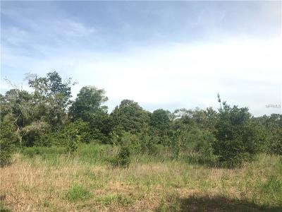 Plant City Residential Lots & Land For Sale: Cooper
