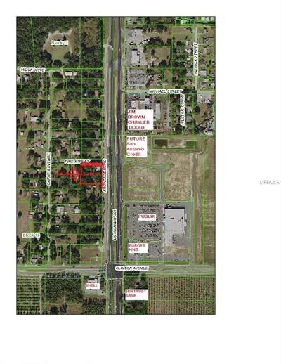 Commercial For Sale: 11921 Frontage Road