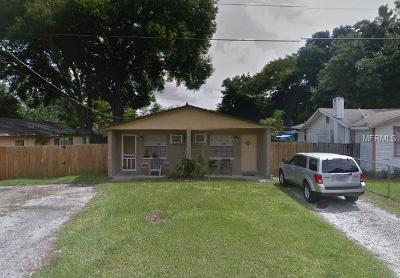 Hernando County, Hillsborough County, Pasco County, Pinellas County Multi Family Home For Sale: 9405 N Semmes Street #A