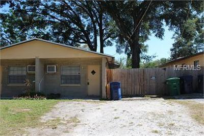 Hernando County, Hillsborough County, Pasco County, Pinellas County Multi Family Home For Sale: 9407 N Semmes Street #AB