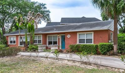 Tampa Single Family Home For Sale: 4101 W Watrous Avenue