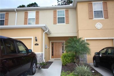 Tampa Townhouse For Sale: 13917 River Willow Place