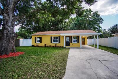 Tampa Single Family Home For Sale: 4706 W Knights Avenue