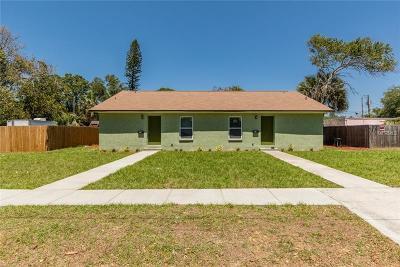 Hernando County, Hillsborough County, Pasco County, Pinellas County Multi Family Home For Sale: 3443 Queensboro Avenue S
