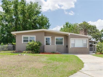 Single Family Home For Sale: 4200 Kildaire Avenue