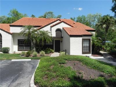 Weslely Chapel, Wesley Chapel Townhouse For Sale: 5444 Villa Deste Court