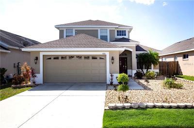 Apollo Beach Single Family Home For Sale: 5236 Clover Mist Drive