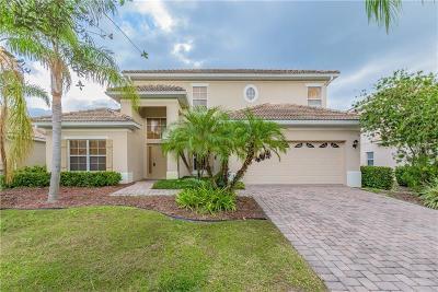 Kissimmee Single Family Home For Sale: 3822 Eagle Isle Circle