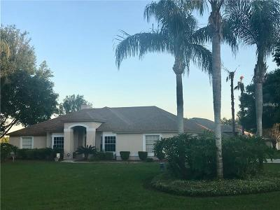 Clermont Single Family Home For Sale: 11700 Center Pointe Court