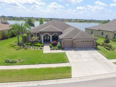 Apollo Beach Single Family Home For Sale: 5341 Sandy Shell Drive