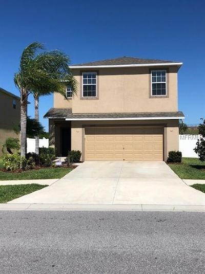 Wimauma Single Family Home For Sale: 10569 Standing Stone Drive