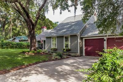 Tampa Single Family Home For Sale: 1721 Hillside Drive