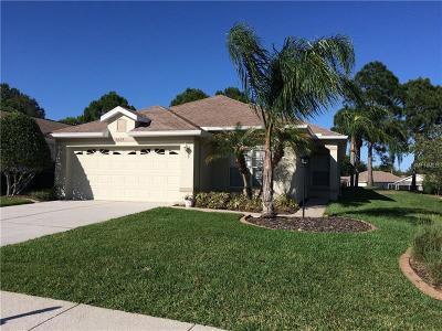 Land O Lakes Single Family Home For Sale: 3028 Banyan Hill Lane