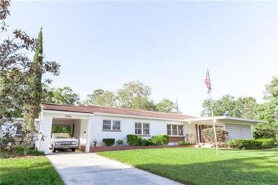 Dade City Single Family Home For Sale: 37016 Meridian Avenue