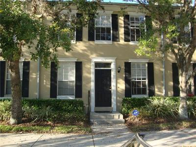 Tampa FL Townhouse For Sale: $245,000