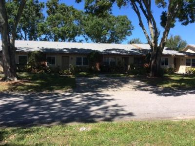 Palm Harbor Condo For Sale: 820 Maclaren Drive N #C
